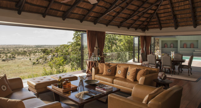 Клуб путешествий Павла Аксенова. Танзания. Four Seasons Safari Lodge Serengeti. Presidential Villa