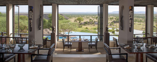 Клуб путешествий Павла Аксенова. Танзания. Four Seasons Safari Lodge Serengeti. Kula's Restaurant