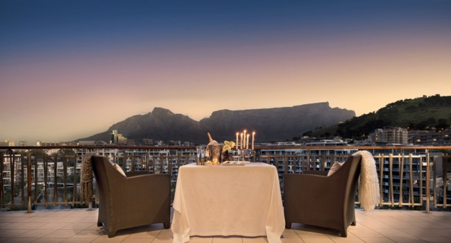 Клуб путешествий Павла Аксенова. ЮАР. Кейптаун. One&Only Cape Town. Table Mountain Suite Private Dining