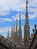 Италия. Милан. The Duomo, Milan's cathedral. Фото abadesign Depositphotos