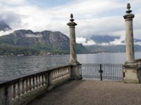 Италия. Озеро Комо. Seen from Gardens of Villa Melzi in Bellagio, Lombardy, Italy, Europe. Фото Malgorzata Kistryn - Depositphotos