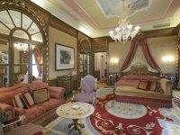 Италия. Озеро Маджоре. Grand Hotel Des Iles Borromees. Heminguay Suite №105