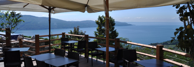 Италия. Озеро Гарда. Lefay Resort & Spa Lago di Garda. Barhead bar