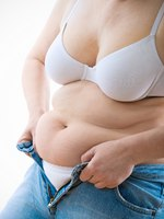 Overweight lady. Фото Alexander Raths - Depositphotos