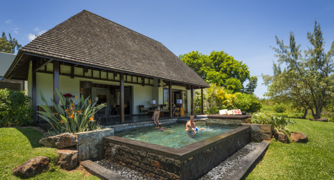 Клуб путешествий Павла Аксенова. Four Seasons Resort Mauritius at Anahita. Two or Three Bedroom Garden Residence Villa