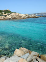 Италия. Сардиния. Beautiful sea of Sardinia, Italy. Фото Anna Khomulo - Depositphotos