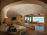 Италия. Сардиния. Forte Village Resort. Cala del Forte