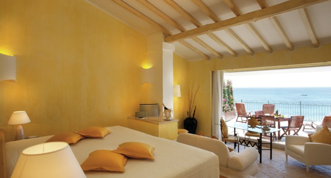 Италия. Сардиния. Forte Village Resort. Beachcomber Suite