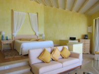 Италия. Сардиния. Forte Village Resort. Beachcomber Suite. Фото Павла Аксенова