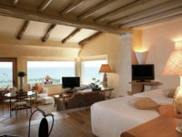 Италия. Сардиния. Forte Village Resort. Boat House Suites