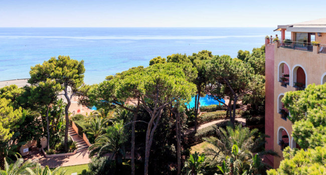Италия. Сардиния. Forte Village Resort Castello