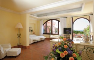 Италия. Сардиния. Forte Village Resort Castello. Junior Suite
