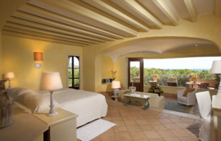 Италия. Сардиния. Forte Village Resort Castello. Suite Bithia