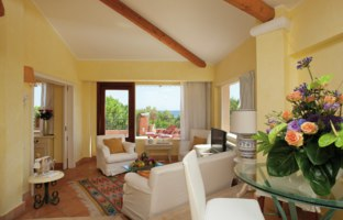 Италия. Сардиния. Forte Village Resort Castello. Suite Chia