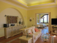 Италия. Сардиния. Forte Village Resort Castello. Presidential Suite. Фото Павла Аксенова