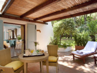 Италия. Сардиния. Forte Village Resort Villa del Parco & Spa. Deluxe Bungalow
