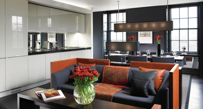 Grosvenor House Apartments by Jumeirah Living - Residence Living Area