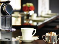 Grosvenor House Apartments by Jumeirah Living - Nespresso Machine