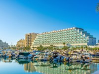 Израиль. The Israeli resort is famous for its modern comfortable hotels, quiet tourist neighborhoods and yacht sport in Eilat. Фото efesenko - Deposit