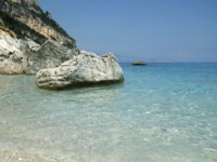 Италия. Сардиния. Seashore cala goloritze, Sardinia, Italy. Фото mpanch - Depositphotos