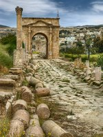 Клуб путешествий Павла Аксенова. Иордания. Джераш. Ancient Jerash ruins, Jordan. Фото photomaru - Depositphotos