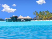 Мальдивы. Gili Lankanfushi Resort, Maldives. Фото Konstantin Kulikov - Depositphotos