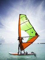 Мальдивы. Gili Lankanfushi Resort, Maldives Wind Surfing