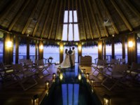 Мальдивы. Gili Lankanfushi Resort, Maldives. Wedding Chapel