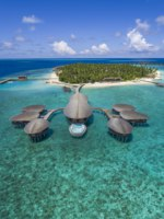 Мальдивы. The St. Regis Maldives Vommuli Resort. Iridium Spa and Vommuli Island
