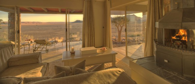 Клуб путешествий Павла Аксенова. Намибия. Beyond Sossusvlei Desert Lodge - room