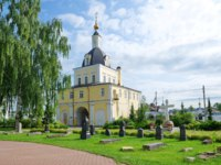 Переславль. Никольский монастырь. St. Nicholas monastery. The Church of Peter and Paul. Pereslavl-Zalessky, Russia. Фото koromelena.yandex.ru-Deposit
