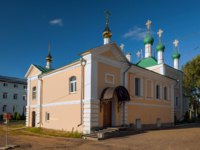 Church of the Annunciation of the Blessed Virgin. Pereslavl Zalessky. St. Nicholas Convent. Russia. Фото decor-city.bk.ru - Depositphotos