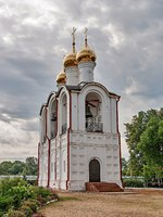 The Golden ring of Russia, convent of St. Nicholas, founded in 1350, the town of Pereslavl-Zalessky. Фото Simanovskiy - Depositphotos