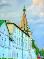 Золотое кольцо России. Суздаль. View of the Kremlin in Suzdal, the Golden Ring of Russia. Фото Leonid_Andronov - Depositphotos