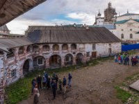 Россия. Соловецкие острова. Excursions in the Solovetsky Monastery. Big Solovetsky island (Solovki), Russia. Фото A_Mikhail-Depositphotos