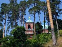 Россия. Карелия. Остров Валаам. Valaam monastery on an island on the Ladoga lake. Фото NataliaNovikova-Depositphotos