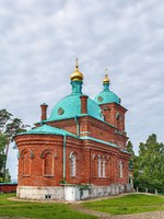Карелия. Остров Валаам. Church of the Resurrection of Christ on Valaam island, Russia. Фото borisb17-Depositphotos