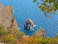Клуб путешествий Павла Аксенова. Россия. Крым. Карадаг. National park Karadag in Crimea, Russia. Фото Lenorlux - Depositphotos