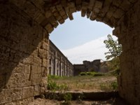Россия. Крым. Керченская крепость. Kerch Underground Fortress on the Black Sea Coast. Фото Kannap - Depositphotos