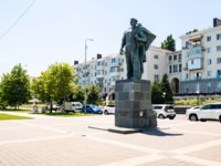 Россия. Новороссийск. Monument to the Unknown Sailor in Novorossiysk. Фото ekaterina.kriminskaya@gmail.com - Depositphotos