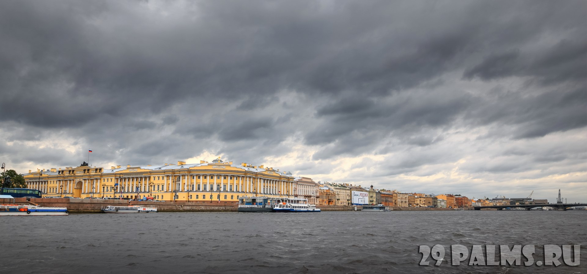 Россия. Санкт-Петербург. Здания Сената и Синода. Senate and Synod buildings. Saint Petersburg. Russia. Фото makALEX - Depositphotos