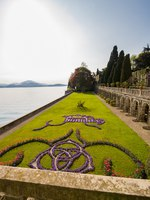 Клуб путешествий Павла Аксенова. Италия. Озеро Маджоре. Baroque garden of Isola Bella, is one of the Borromean Islands of Lake Maggiore. Фото elitravo-Depositphotos