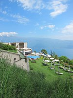 Италия. Озеро Гарда. Lefay Resort & Spa Lago di Garda. Фото Павла Аксенова