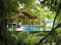 Мальдивы. Shangri-La's Villingili Resort & Spa, Maldives. Tree House Villa